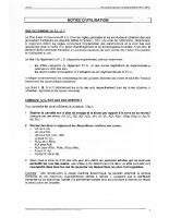 PLU Dispositions Générales